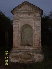 Kaplička v Popicích, 2005
